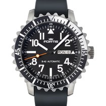 Fortis Aquatis Marinemaster Swiss Auto Watch 200m Wr 42mm...