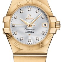 Omega Constellation Co-Axial Automatic 35mm 123.50.35.20.52.002