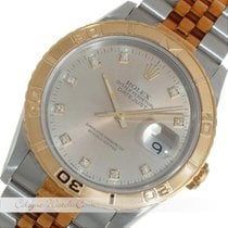 롤렉스 (Rolex) Datejust Turn-O-Graph Stahl/Gold 16263 NOS