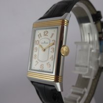 Jaeger-LeCoultre Reverso Ultra Thin Lady Quartz Stahl / Gold -...