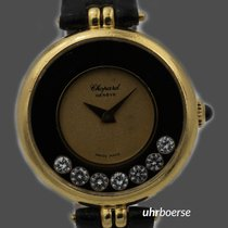 Chopard Happy Diamonds in Gelbgold 18kt mit Diamanten um 1990...