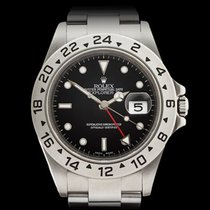 Rolex Explorer II Stainless Steel Gents 16570 - W3710