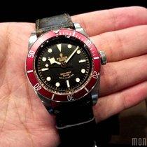 Τούντορ (Tudor) 79220R Leather Strap Heritage Black Bay 41mm