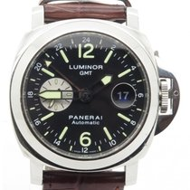 Panerai Luminor Marina Pam 88 Gmt Automatic 44mm Steel...