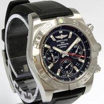 ブライトリング (Breitling) Chronomat 44 Mens Watch Black Dial...