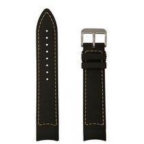 Hamilton Khaki Navy Kautschukband schwarz 21/20mm H600.776.112