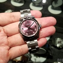 勞力士 (Rolex) 177200 Red Grape Roman Dial (888) Oyster Perpetual...