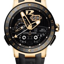 Ulysse Nardin EXECUTIVE EL TORO Pink Gold Case, Ceramic Black...