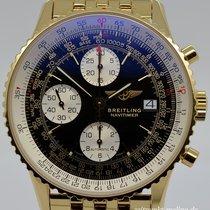 Breitling Navitimer, 18 Karat Gold, Ref. K13022, Bj. 1998-00