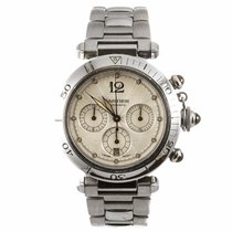 Cartier Pasha Chronograph Automatic Date 2113 (Pre-Owned)