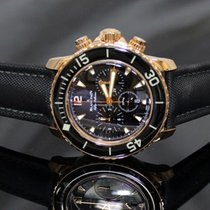 Blancpain FIFTY FATHOMS CHRONOGRAPHE FLYBACK RED GOLD