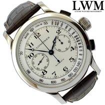Longines Heritage Lindbergh's L2.730.4110 chronograph...