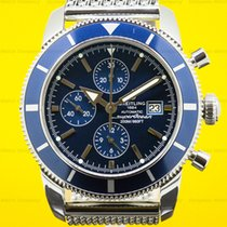 Breitling A1332016/C758-SS SuperOcean Heritage Chronograph...