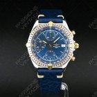 Breitling Chronomat Chronograph B13048 Gold quarter