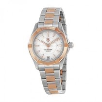 TAG Heuer Ladies WAP2350.BD0838 Aquaracer 18kt Rose Gold