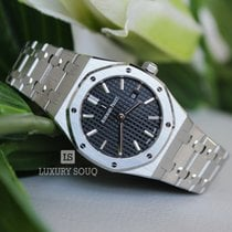 Audemars Piguet Royal Oak Lady 33mm Black Dial