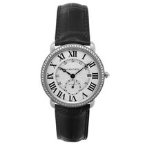 Cartier Ronde Automatic Mens Watch Ref WR007018