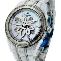 Perrelet Diamond Flower White Ceramic
