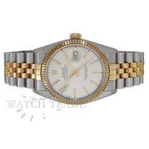 Rolex DATEJUST QUICKSET STEEL/GOLD 16003