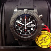 Breitling Super Avenger M13370 - Box & Papers 2010