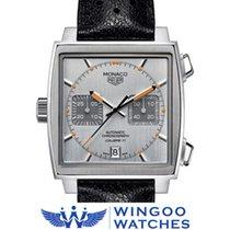 TAG Heuer MONACO Vintage Calibre 11 Silver Ref. CAW211C.FC6241