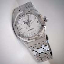 Audemars Piguet Royal Oak Ladies Stainless Steel 37mm Watch