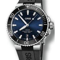 Oris Aquis Small Second Date 01 743 7733 4135-07 4 24 64EB