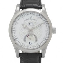 Carl F. Bucherer Carl F.  Manero Big Date Power Reserve Men's...
