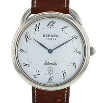 Hermès Arceau en acier Ref : AR4.810 Vers 2007