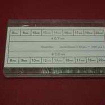 1080 Stifte für Metallarmbänder im Durchmesser von 0,7 und 0,8mm
