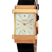 "Patek Philippe Vintage Gent's 18K Rose Gold  ""Top..."