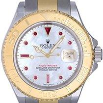 롤렉스 (Rolex) Yacht - Master Steel & Gold Men's Watch 16623