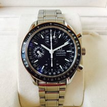 Omega Speedmaster Triple Date - Men's - Includes box and...