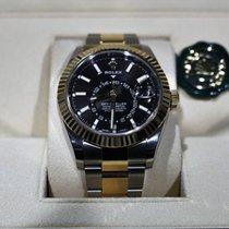 Rolex Sky-Dweller Bi-Color Gold/Stahl | Deutsche Uhr | Sofort...