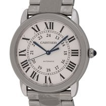 Cartier : Ronde Solo de Cartier :  WSRN0012 :  Stainless Steel...