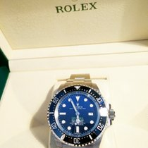 Rolex Deep Sea Sea-Dweller Deep Blue