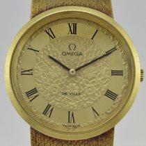 オメガ (Omega) Vintage 18K Yellow Gold