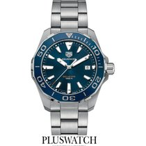 TAG Heuer Aquaracer Quarz 41mm Blue Dial G