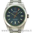 Rolex Milgauss ZBlue 116400GV