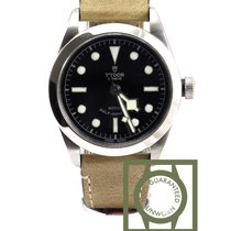 Tudor Heritage Black Bay Black 36mm NEW