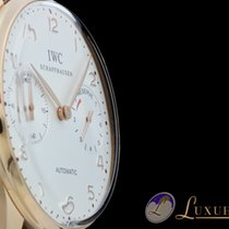 IWC Portugieser 2000 18kt Rosegold Power Reserve Automatik |...
