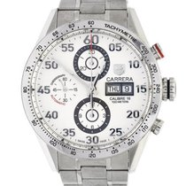 TAG Heuer Full set: Carrera (100 Meters) cal 16 ref CV2A11 ...