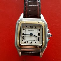 Cartier Panthere - Gold 18K and Steel - Ladies Watch