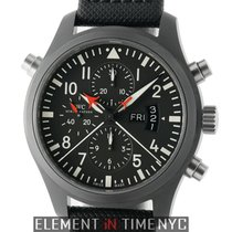 IWC Pilot Collection Top Gun Double Chronograph Ceramic 46mm 2010