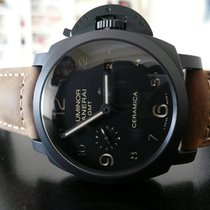 Panerai LUMINOR 1950 3 DAYS GMT CERAMICA     -2017-