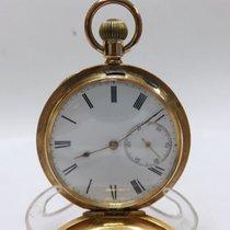 Glashütte Original Sabonette and Remontoir pocket watch for...