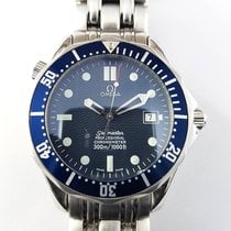 Omega Seamaster Diver 300m 41mm automatic blue 2531.80.00
