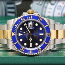 Rolex - Submariner Date 116613 LB-Full set- L New - Men -...