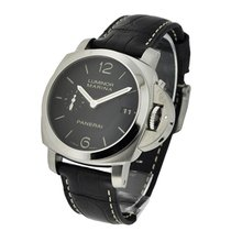 Panerai PAM00392 PAM 392 - Luminor Marina 1950 3 Days in Steel...