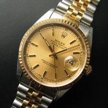 롤렉스 (Rolex) Datejust Gold/Steel
